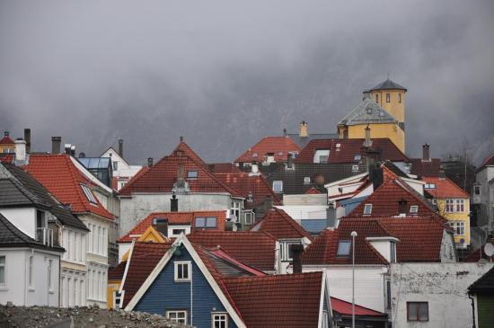Le vieux quartier de l'entre deux ports