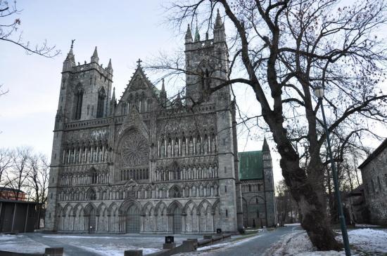 La cathédrale Nidaros