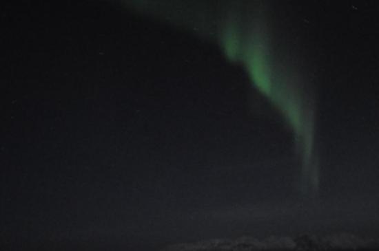 Quelques aurores entre Tromsø et le cap nord