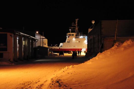 Escale à Vardø