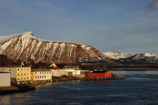 Escale à Risøyrenna