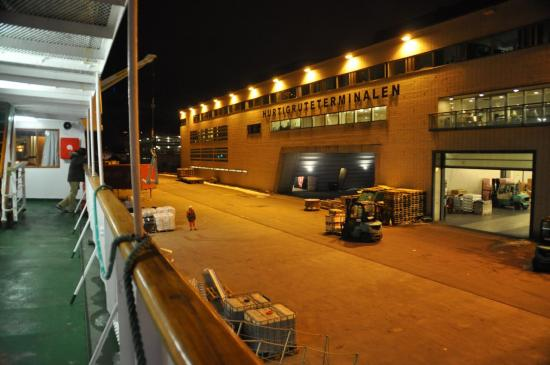038 Terminal Hurtigruten