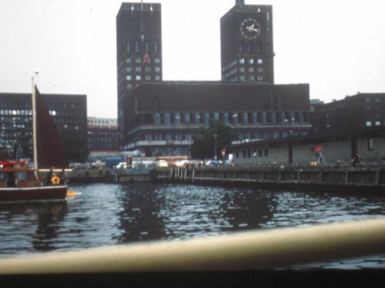 1976, Oslo, 2 amis, 18 ans,  un sac à dos et la carte Inter-Rail...