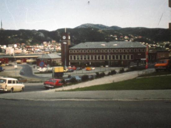 1976, La gare de Bodo