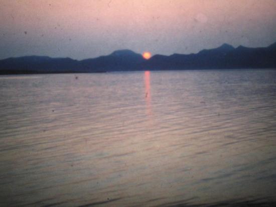 1976, Le soleil de minuit !