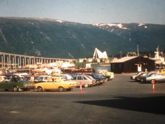 1976, Tromso, la cathédrale arctique