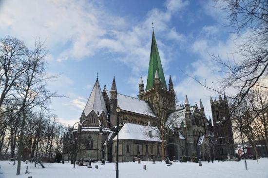 099 La cathédrale Nidaros