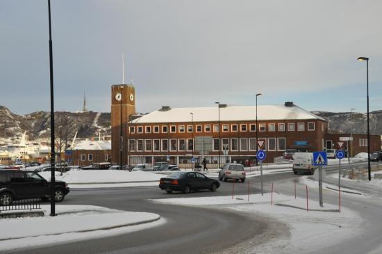 177 La gare de Bodø