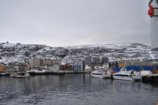 Hammerfest centre-ville