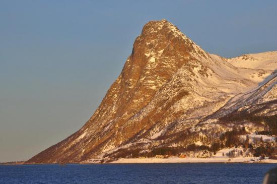 Quelques paysages des îles Vesterålen...