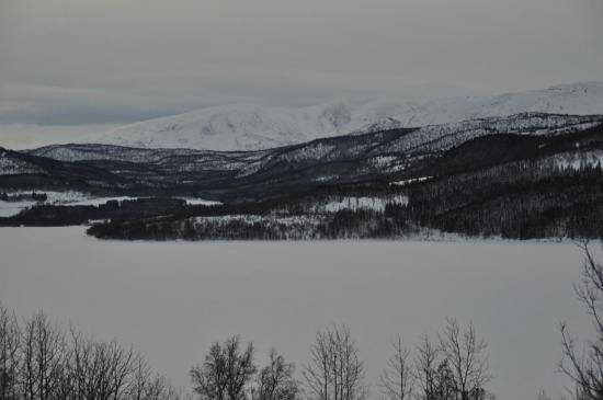 629 Un lac gelé