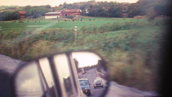 1979, 6 amis, 3 voitures...
